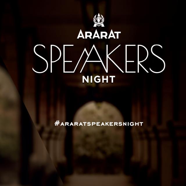 ARARAT Speakers Night Episode IV