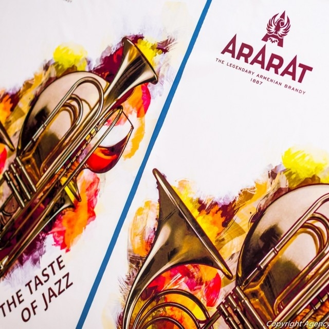 ARARAT The Taste of Jazz